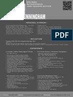 cunningham resume oct 2016