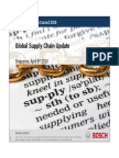 Global Supply Chain Update