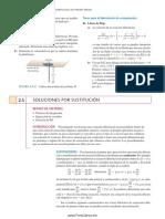 Capitulo 2 Sección 2.5 Ecuaciones diferenciales Zill