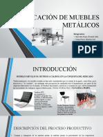 Elaboración de Muebles Metálicos 1 2