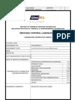 S-Lab Manual Exp 6- Level Flow Process Control (Electronic)[1]