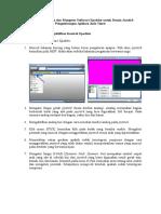 Cara Mengaktifkan Dan Mengatur Software Xpadder Untuk Desain Joystick Pengembangan Aplikasi Judo Timer
