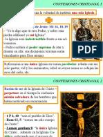 Iglesia 5 Confesion Es Cristian As