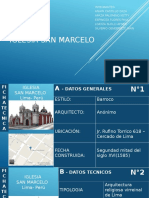 Iglesia San Marcelo Semana 14
