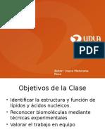 Clase Lipidos y Acidos Nucleicos