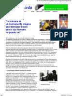 Entrevista a Ángel Hurtado