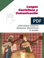 2 Medio Literatura Antigua