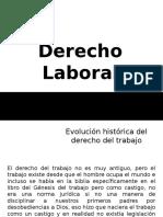 Derecho Labor