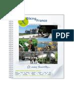 M1 Caminhada de Bicicleta Na Regiao de Blois e Do Pays de Chambord