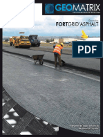Folleto Fortgrid Asphalt