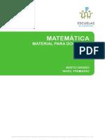 Matemática para docentes