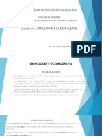 Limnologia y Oceanografia Semana 1