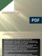Administración de Proyectos-1