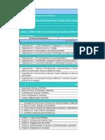 Planilla de Presupuesto Para Excel