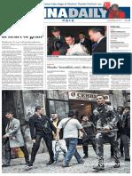 China Daily — October 19, 2016