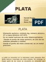 Metalurgia Extractiva de Plata