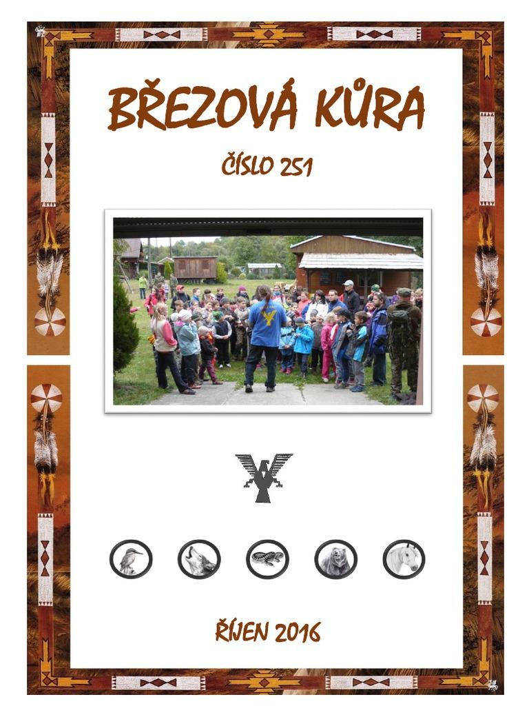 Brezova Kura C 251 Birch Bark C 251