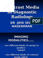 Contrast Media in Diagnostic Radiology