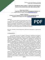 Potencialidades MCC UFSC