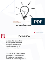 3 La Inteligencia