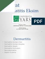 Referat Kulit Dermatitis