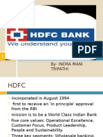 HDFC SPACE MATRIX