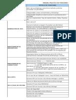 MOF - Planner Mantenimiento