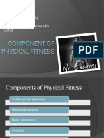 Component of Physical Fitness
