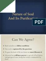 5. Nature of Soul & Purification