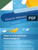 Estación de metereologia
