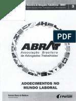 """Quando adoecer é """"FEIO"""" - Analisando as condiçoes de trabalho dos motoristas e cobradores de ônibus na Região dos Lagos do Estado do Rio de Janeiro e a relação com a saúde e bem-esta"""