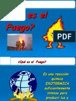Lucha Contra Incendios Primeros Axilios