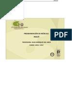 Programación CFA1 y 2 2016:2017