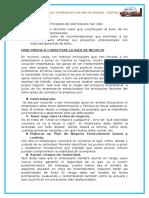 Resumen Ejecutivo Para Formar Una Idea de Negocio