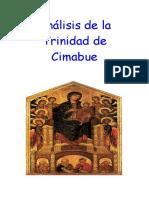 Análisis de La Trinidad de Cimabue