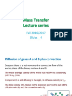 4. Lectures_ Mass Transfer