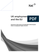 UK Employment Rights and the EU(1)