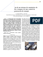 Automatización de Un Sistema de Suministro de Combustible