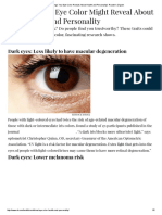 6 Things Your Eye Color Reveals About Health and Personality _ Reader's Digest