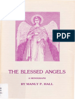 The Blessed Angles, The Reality of Things Unseen - Manly Palmer Hall