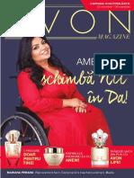 My Avon Magazine C15-2016