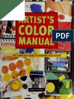 Artist 39 s Color Manual