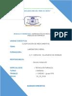 Dispensación de Medicamentos- Laboratorio Hersil