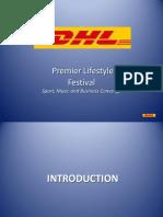 DHL-Premier Lifestyle Festival Headline Sponsor Package 2013 Final
