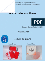 Materiale Auxiliare Materiale auxiliare