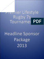 PLR 7s Headline Sponsor Package Edited 2013 v0.3