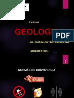 GEOLOGIA  SEMANA N° 2 UAP