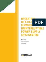 (Lexe0625-01) Operation of Flywheel Ups