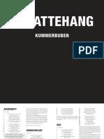 Kummerbuben Booklet Schattehang