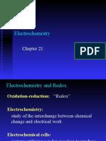 Power Point 3 Electrochemistry 1